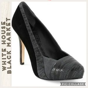 NWOT• White House Black Market • Pumps • 7M